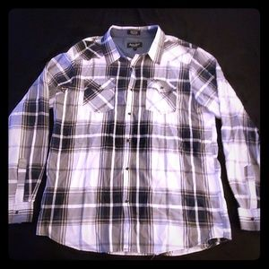 EIGHTY EIGHT MENS FLANNEL